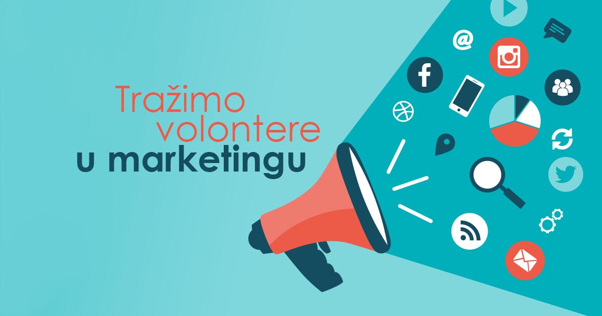Tražimo volontere u marketingu: Bihać