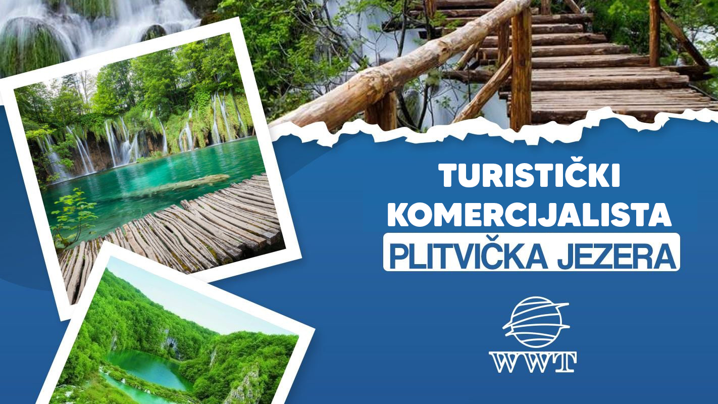 Turistički komercijalista – Plitvička jezera