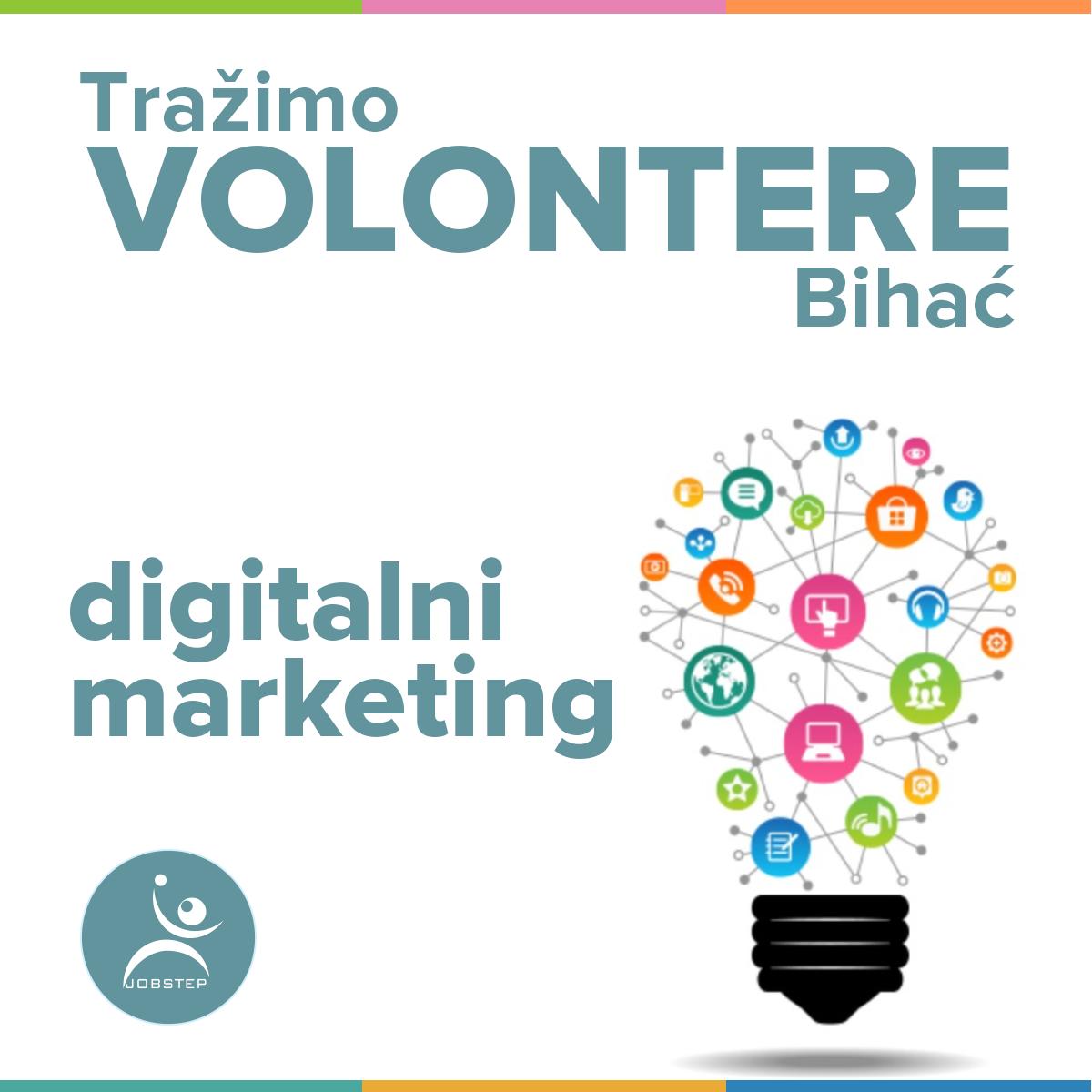 Jobstep International traži: Volonteri u digitalnom marketingu