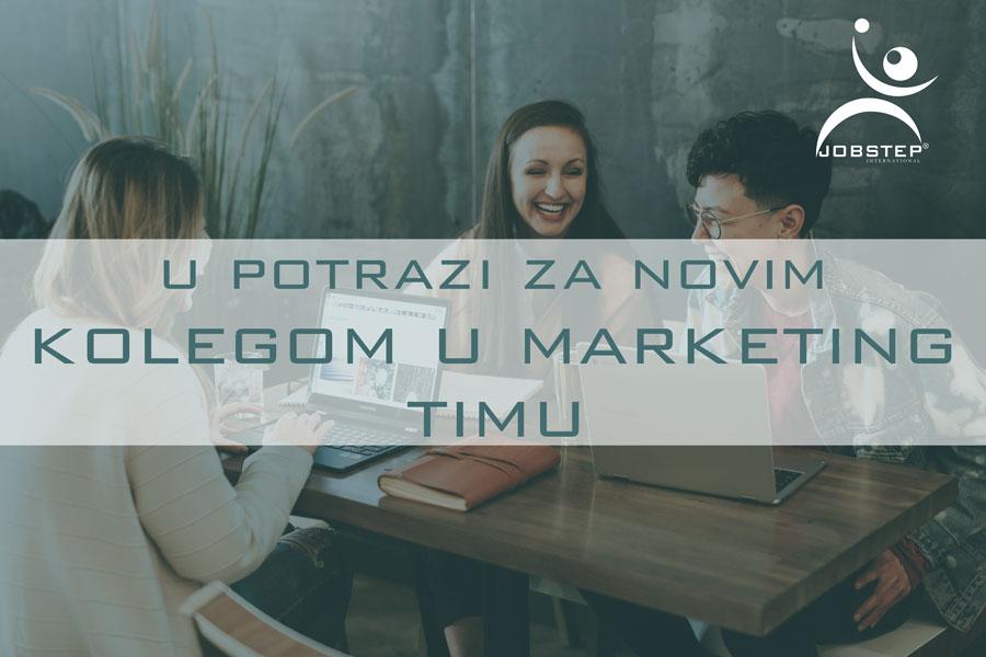 Kreativni ste, snalažljivi i imate iskustva u digitalnom marketingu?